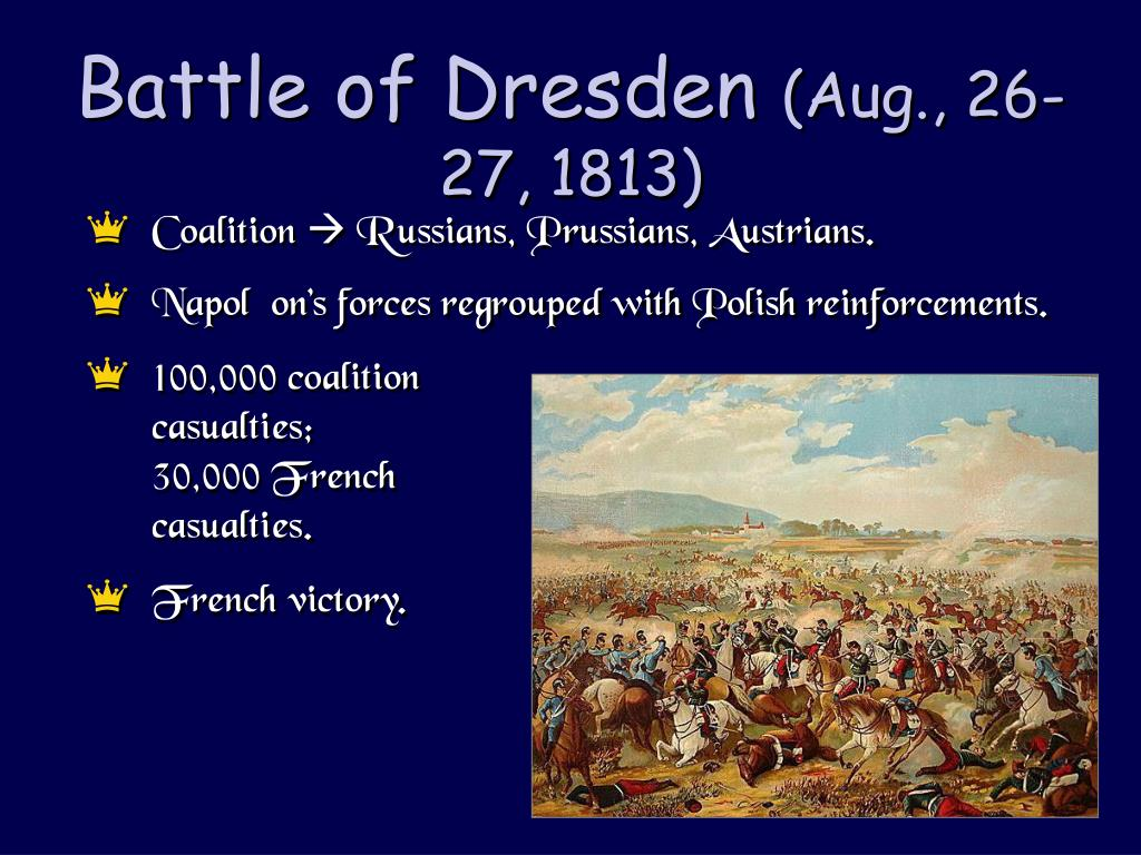 Battle of Dresden