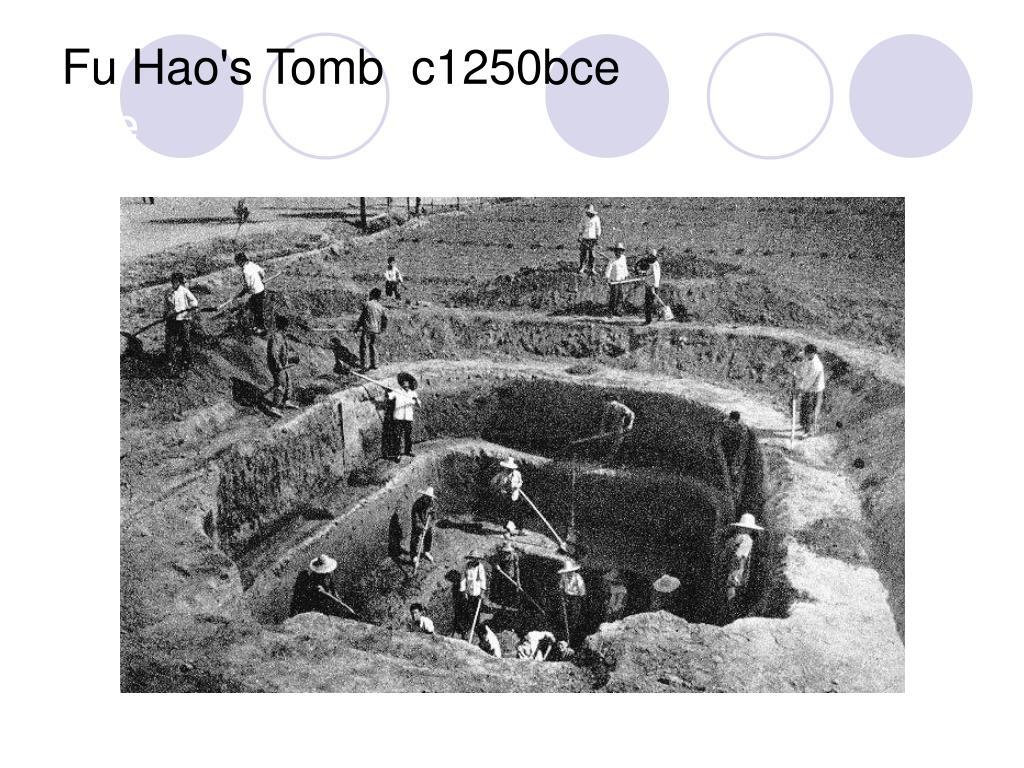 Fu Hao's Tombc1250bce