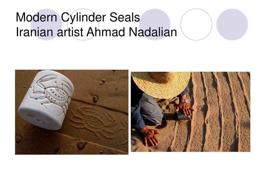 Modern Cylinder Seals