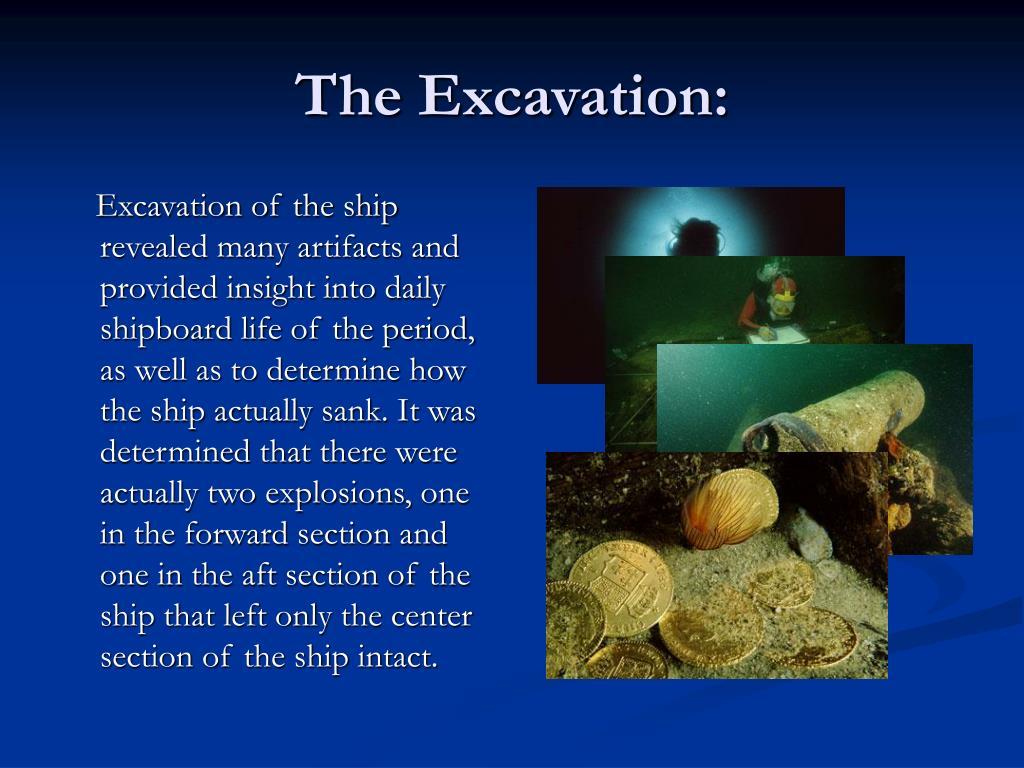 The Excavation: