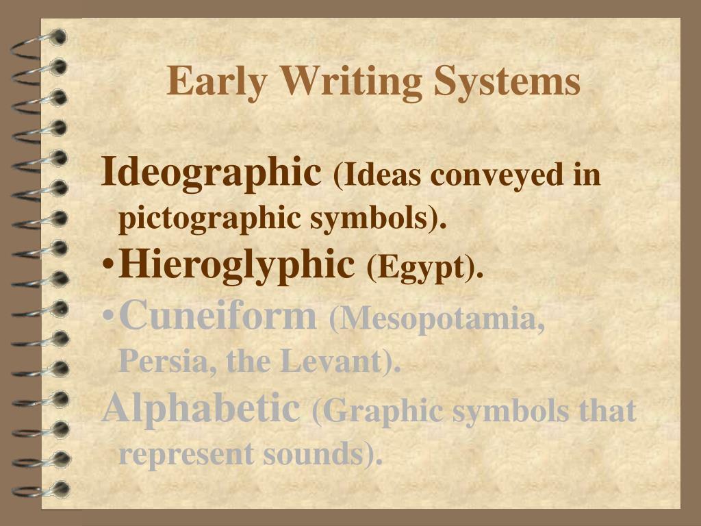 Ideographic
