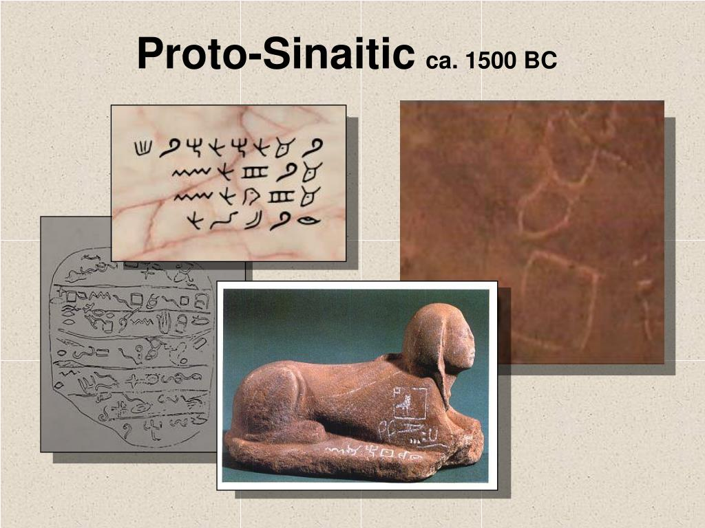 Proto-Sinaitic