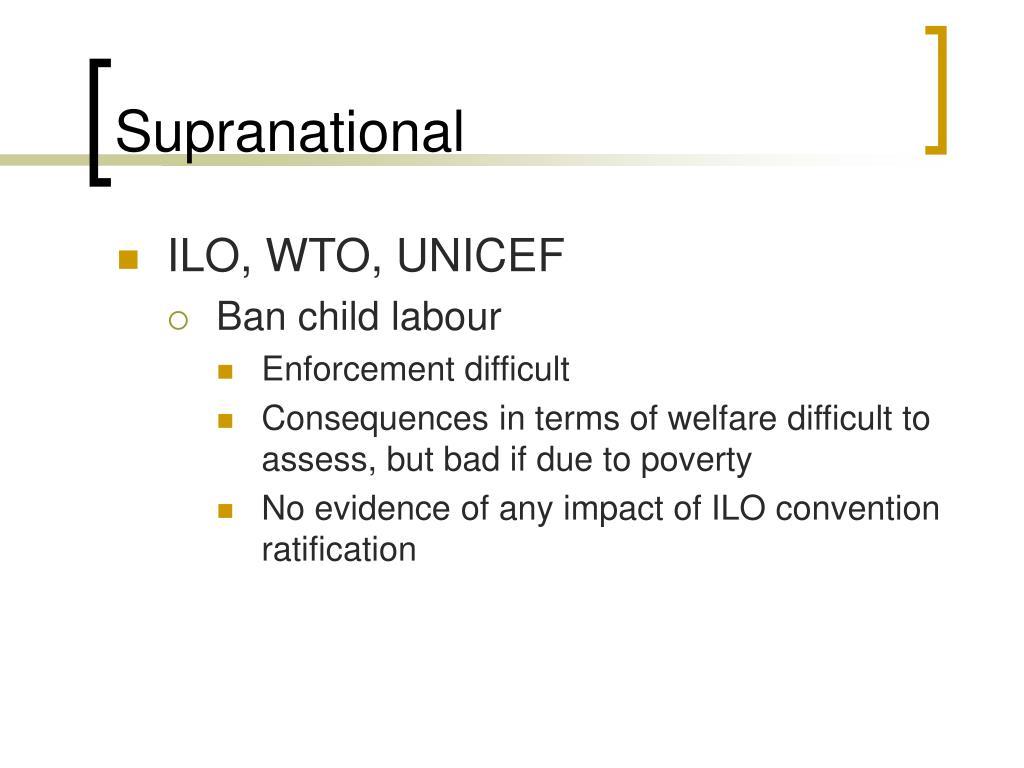 Supranational