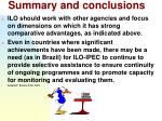 summary and conclusions37
