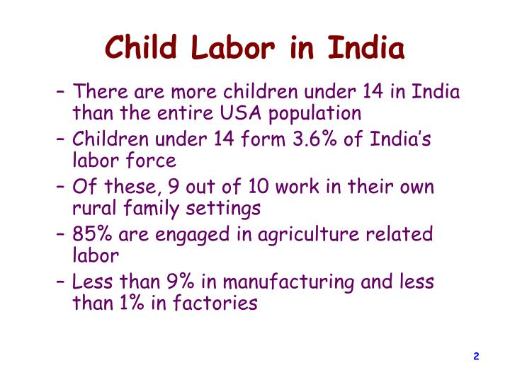 Child labor in india l.jpg