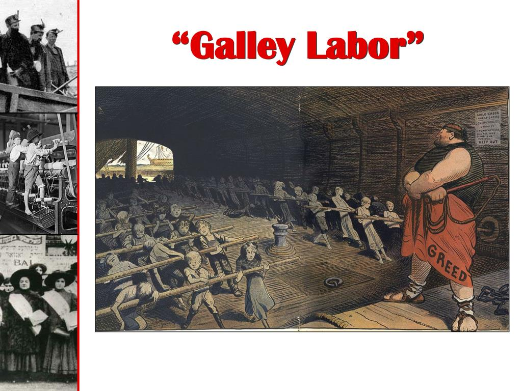 """Galley Labor"""