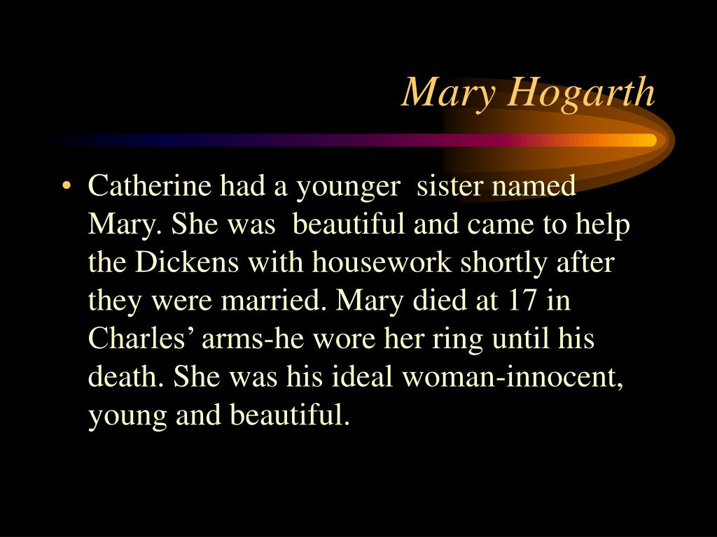 Mary Hogarth