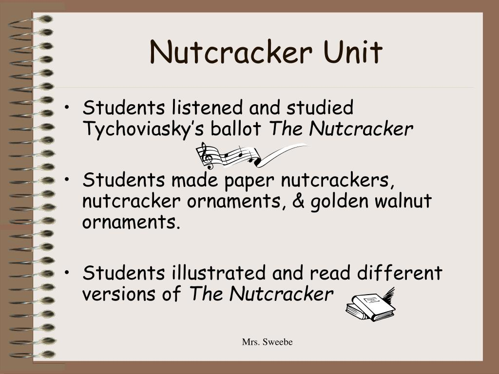 Nutcracker Unit