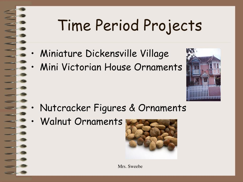 Time Period Projects