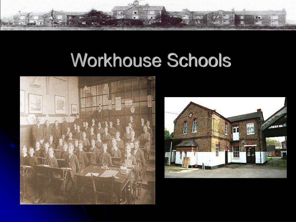 Workhouse Schools