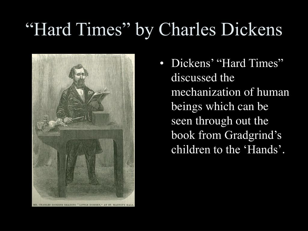 """Hard Times"" by Charles Dickens"