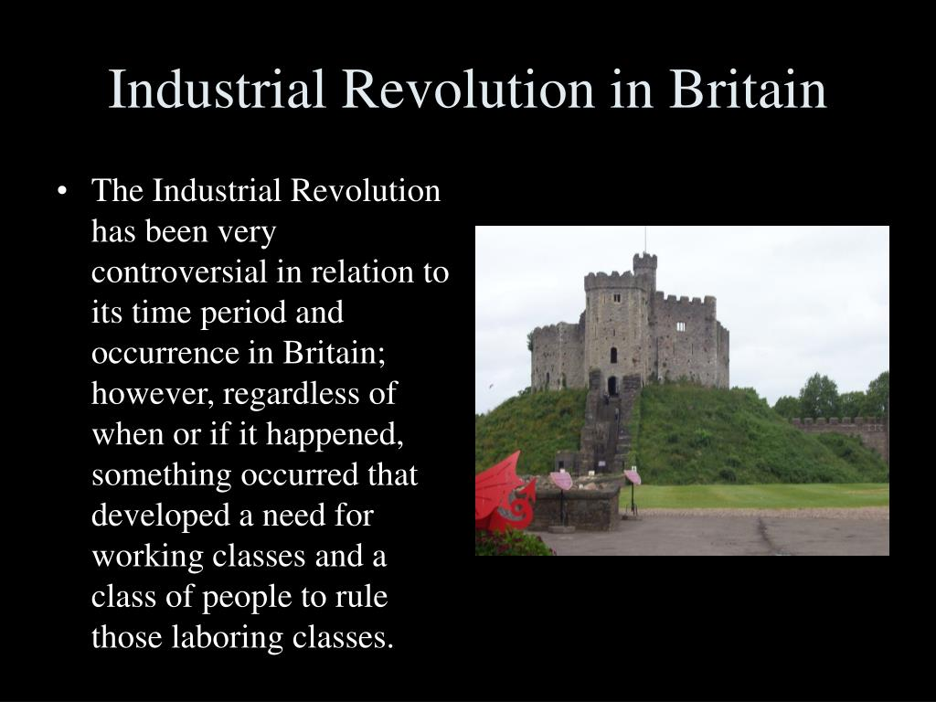 Industrial Revolution in Britain