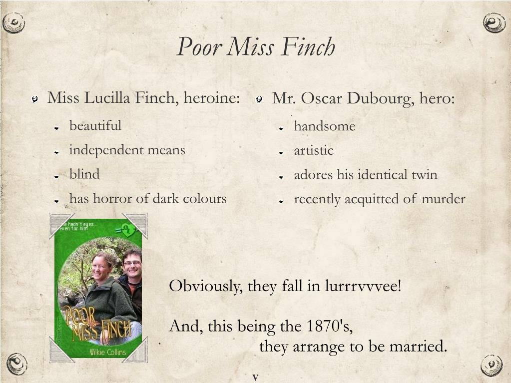 Poor Miss Finch