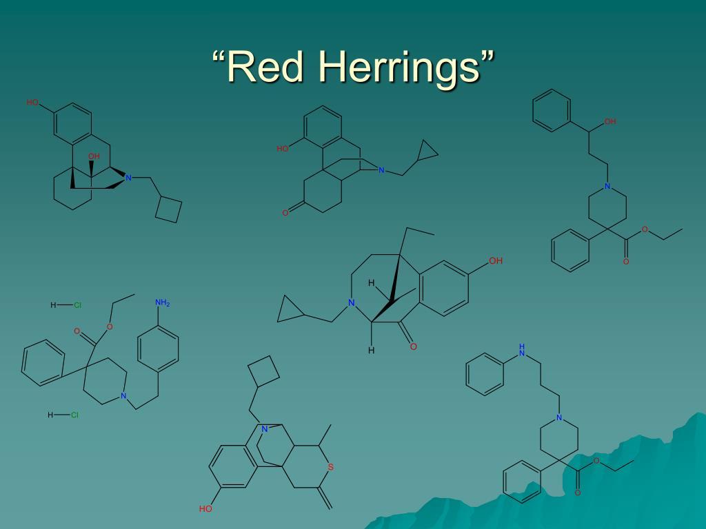"""""""Red Herrings"""""""