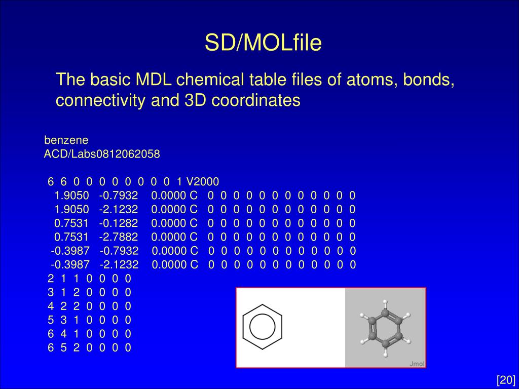 SD/MOLfile
