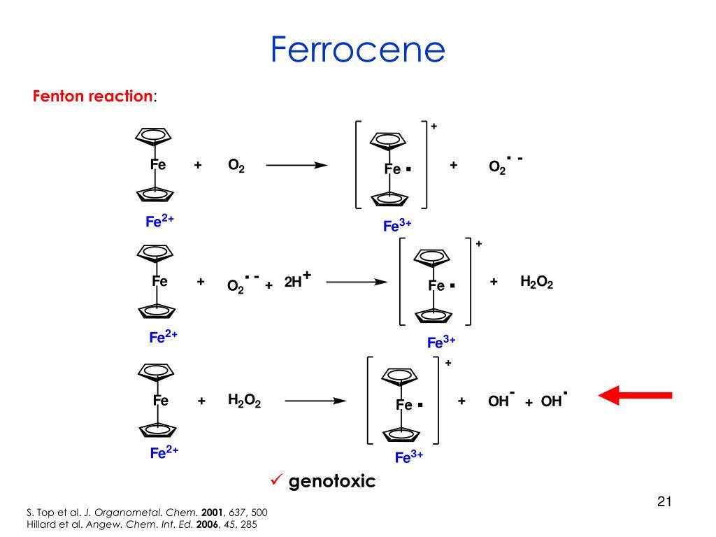 Ferrocene