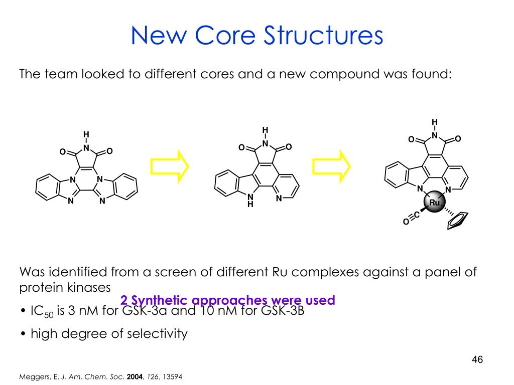 New Core Structures