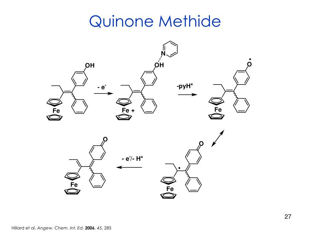 Quinone Methide