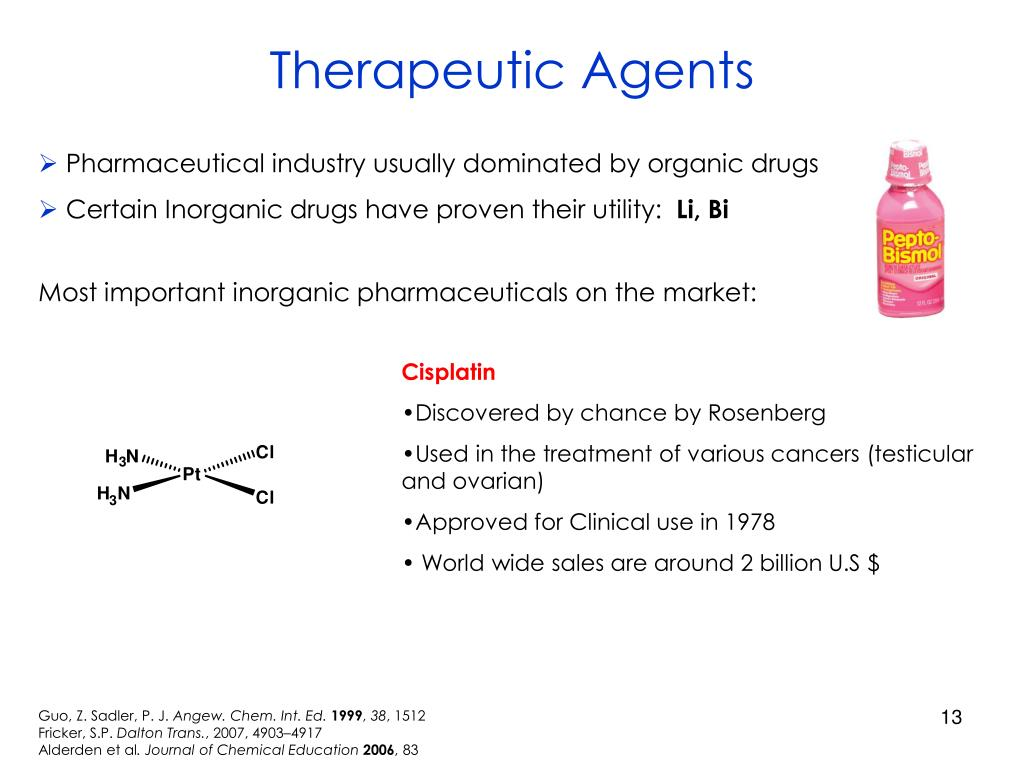 Therapeutic Agents