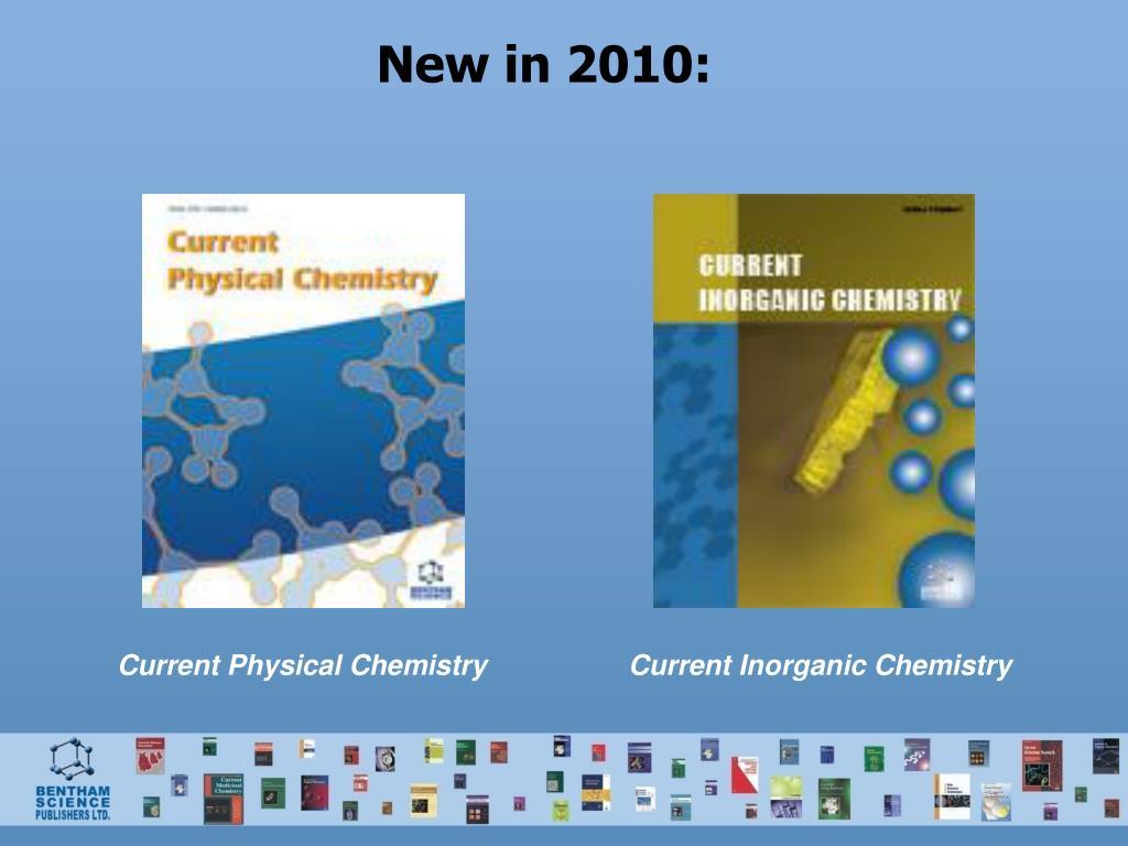 New in 2010: