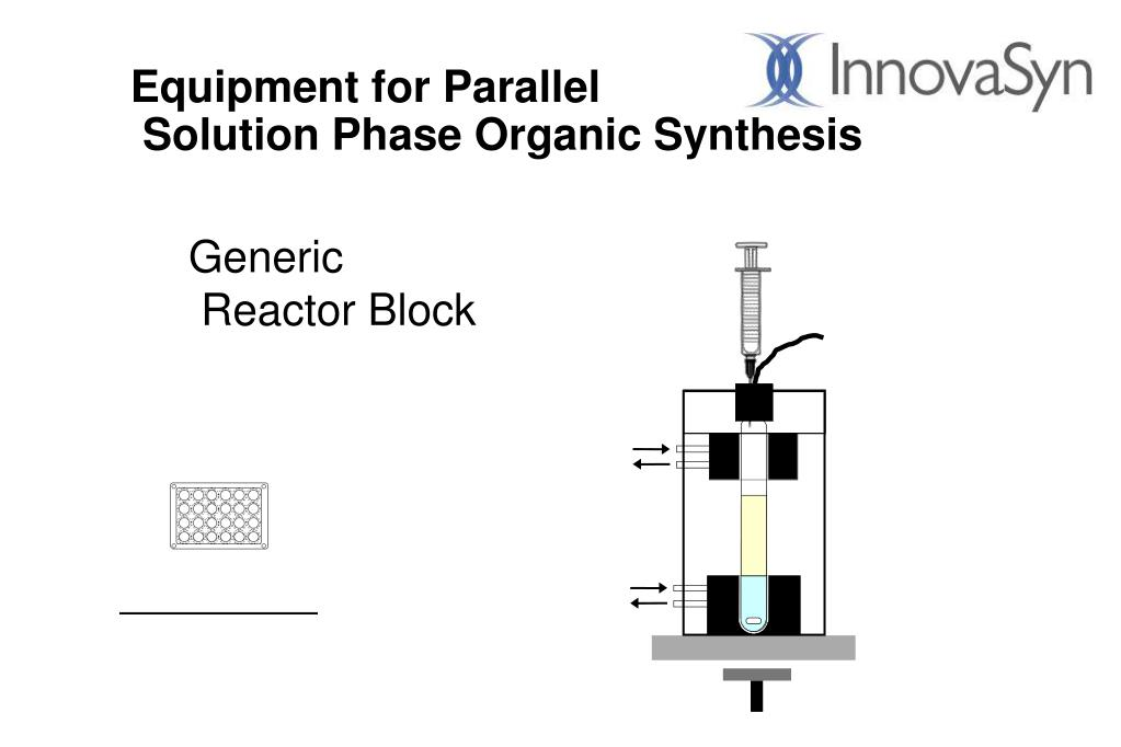 Equipment for Parallel