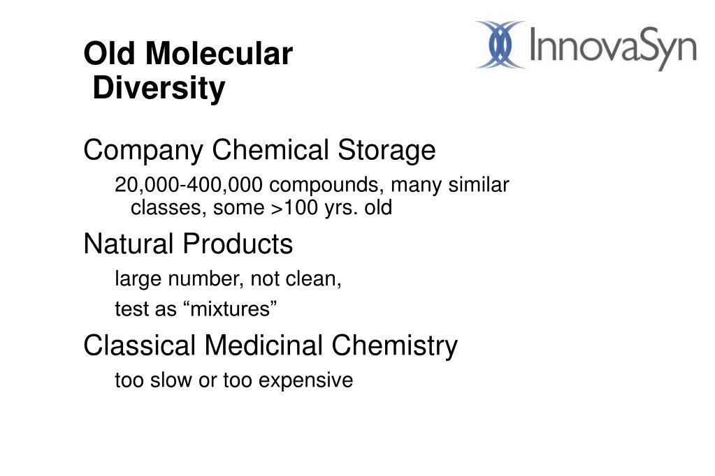 Old Molecular
