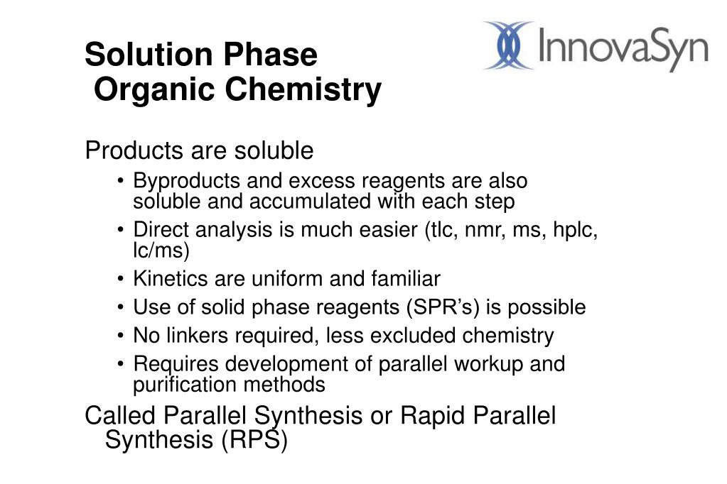 Solution Phase