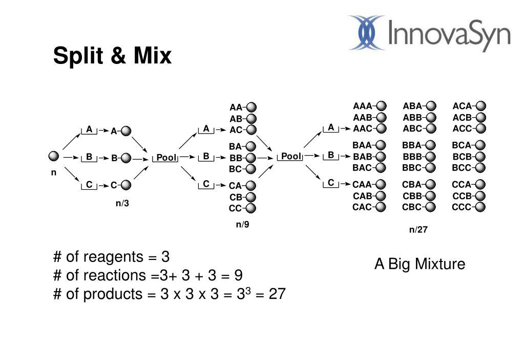 Split & Mix