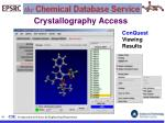 crystallography access10