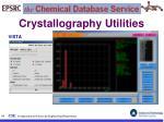 crystallography utilities24