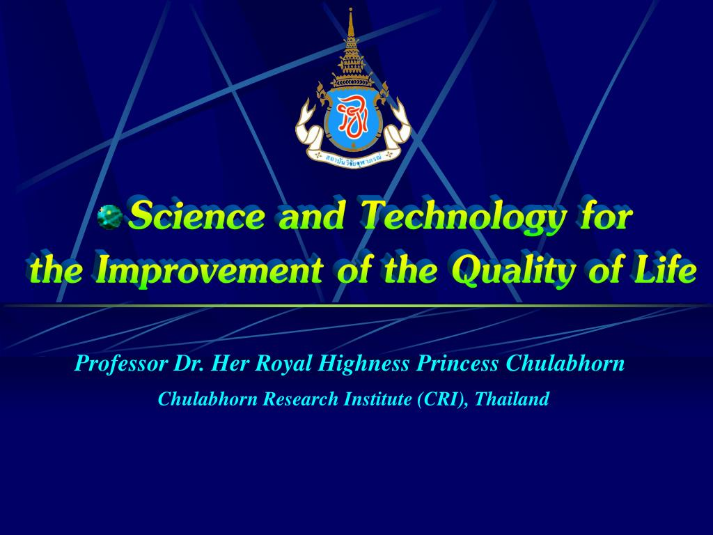 Science and Technology for
