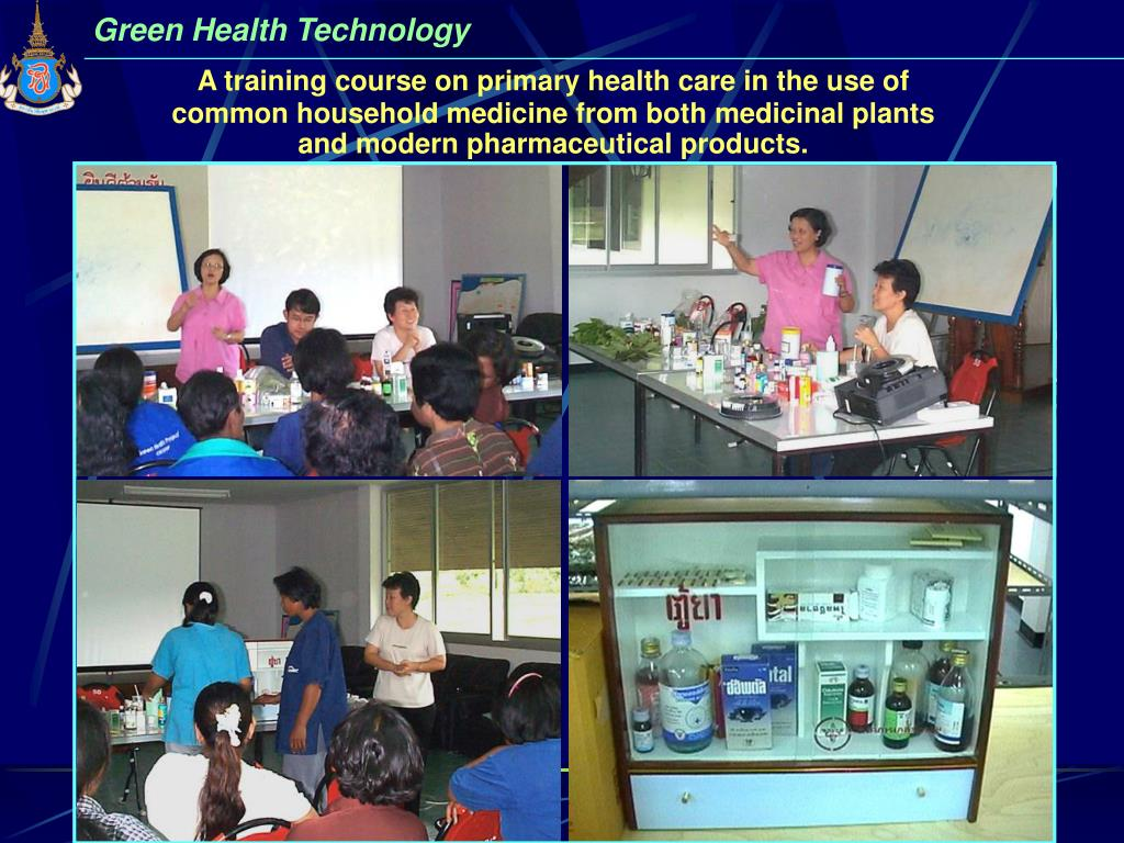 Green Health Technology