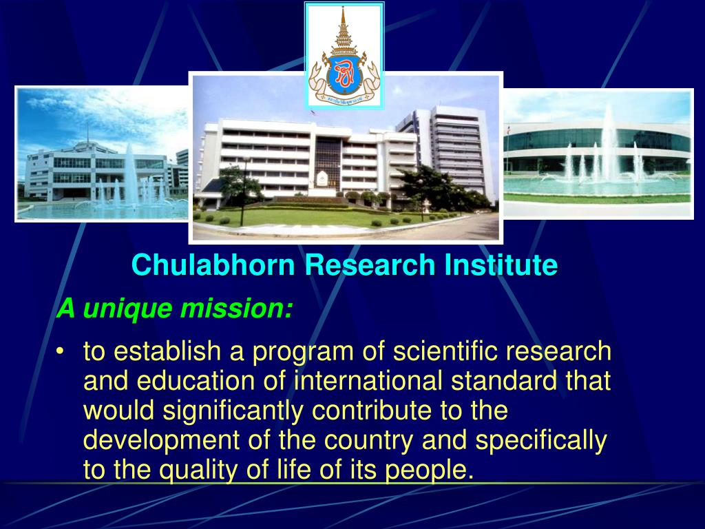 Chulabhorn Research Institute