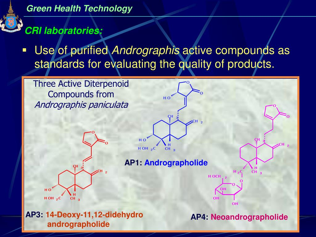 Three Active Diterpenoid Compounds from