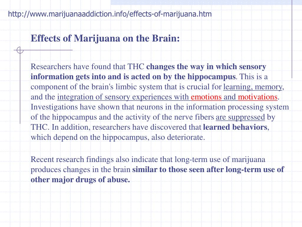http://www.marijuanaaddiction.info/effects-of-marijuana.htm