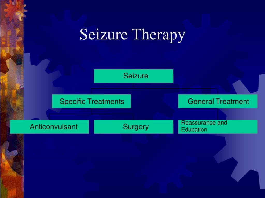 Seizure Therapy