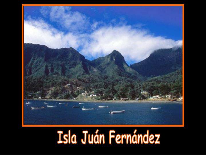 Isla Juán Fernández