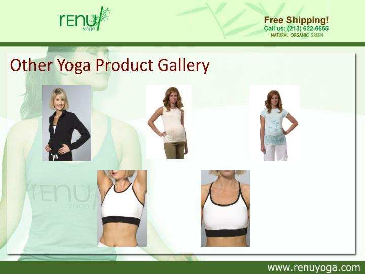 Other Yoga Product Gallery