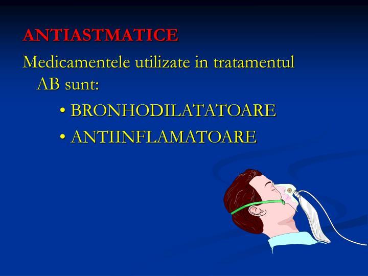 ANTIASTMATICE