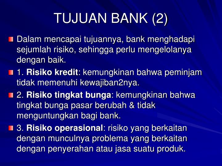 TUJUAN BANK (2)