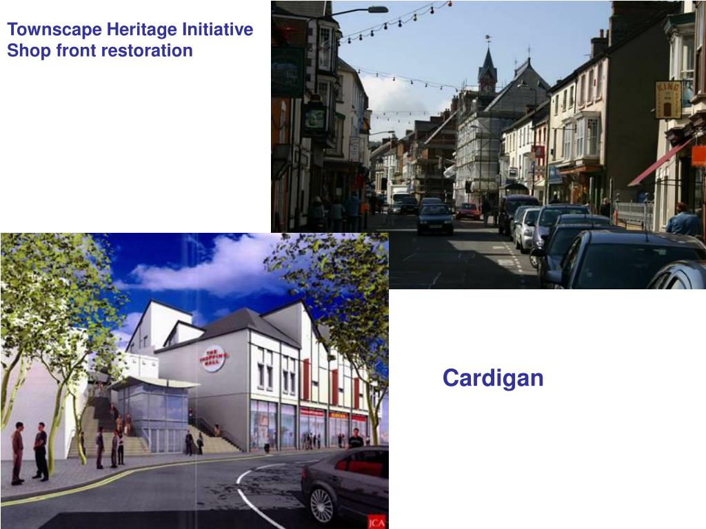 Townscape Heritage Initiative