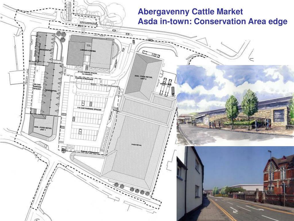 Abergavenny Cattle Market