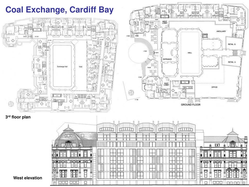 Coal Exchange, Cardiff Bay