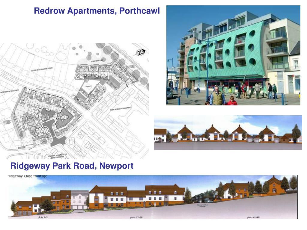 Redrow Apartments, Porthcawl