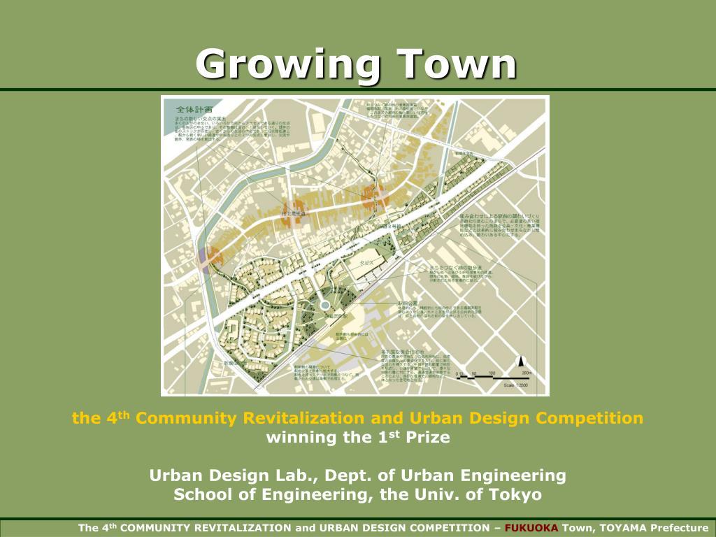 Growing Town
