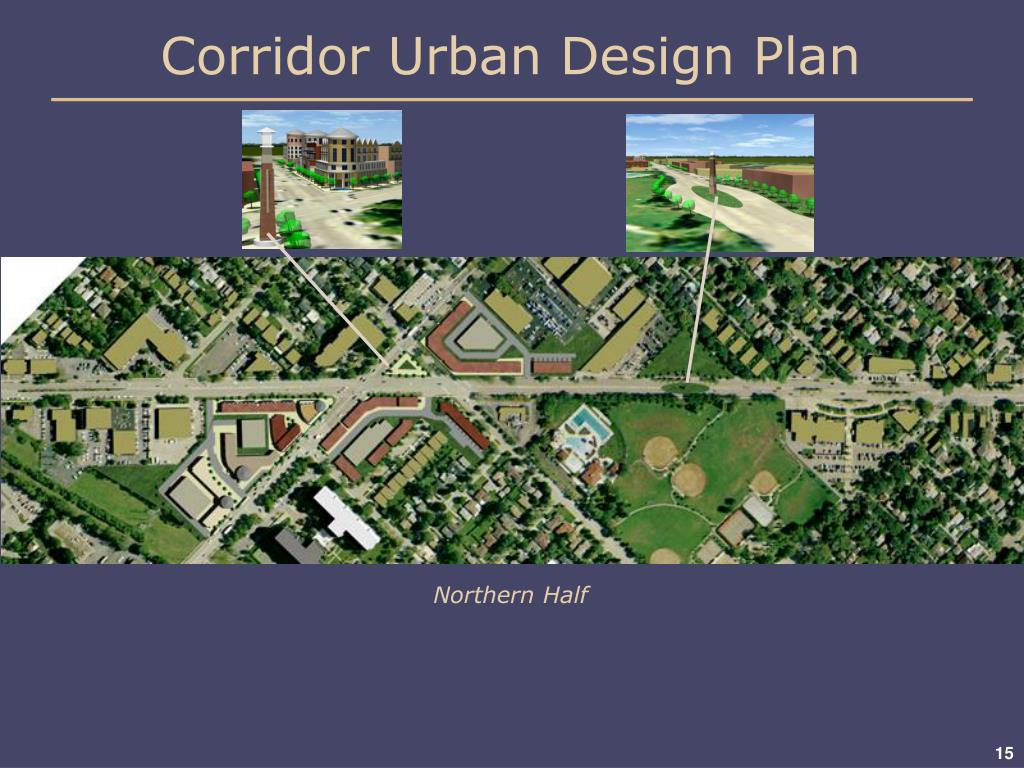 Corridor Urban Design Plan