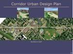 corridor urban design plan