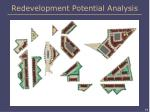 redevelopment potential analysis15