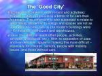 the good city9