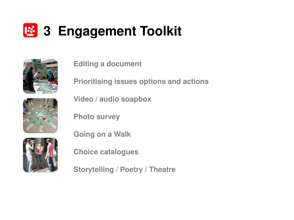 3  Engagement Toolkit
